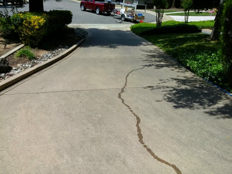 Concrete Cleaning, Folsom CA